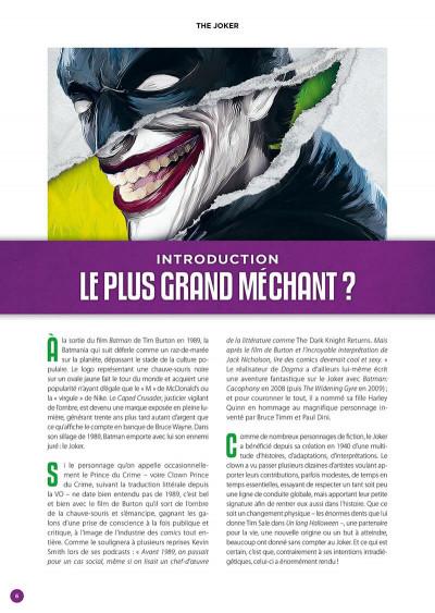 Page 7 Héros - Joker