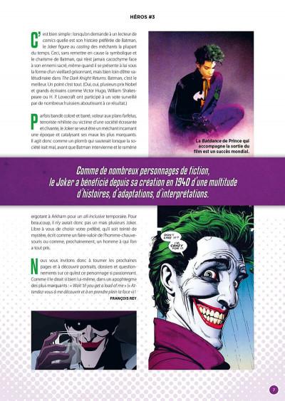 Page 8 Héros - Joker