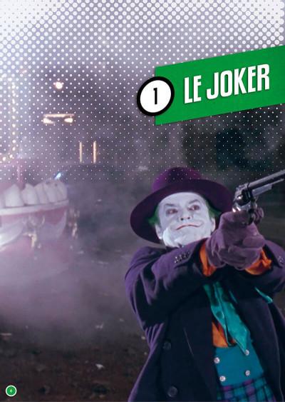 Page 9 Héros - Joker