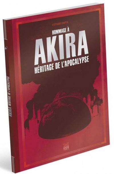 Couverture Hommage à Akira