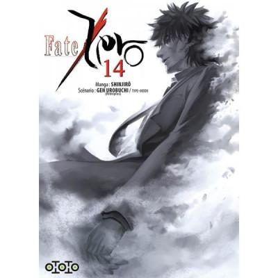 Couverture Fate/Zero tome 14