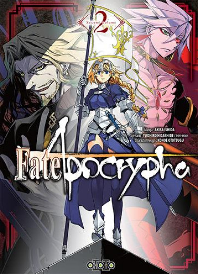 Couverture Fate/apocrypha tome 2