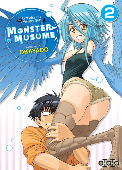 Couverture Monster musume tome 2