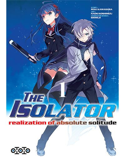Couverture The isolator tome 1