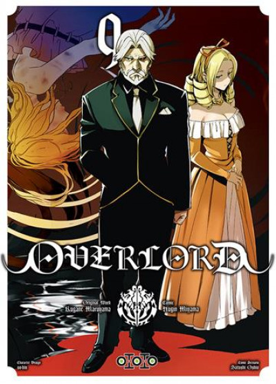 Couverture Overlord tome 9