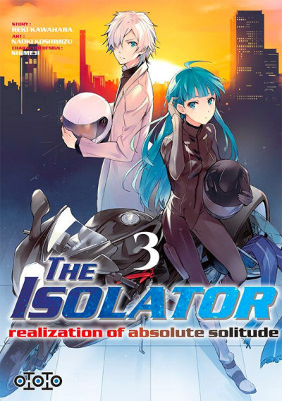 Couverture The isolator tome 3