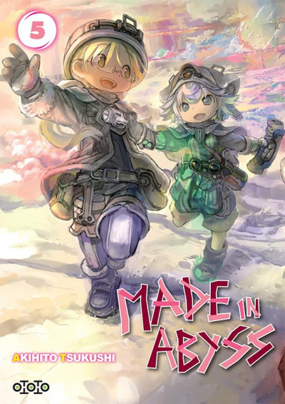 Couverture Made in abyss tome 5