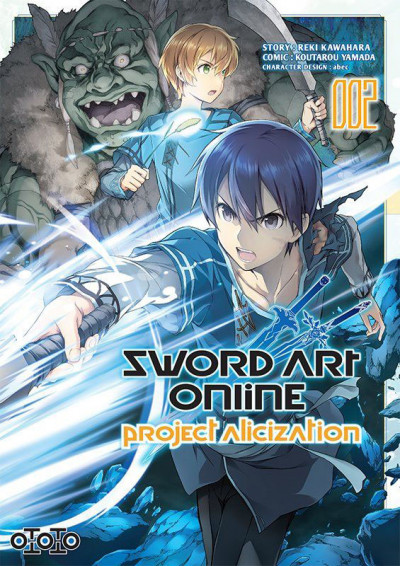 Couverture Sword art online -  Projet alicization tome 2