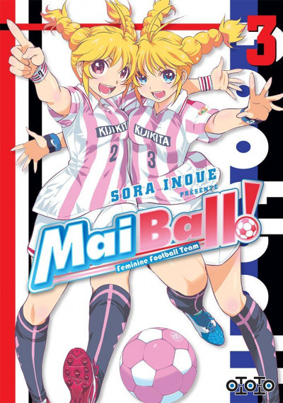 Couverture Mai Ball ! tome 3