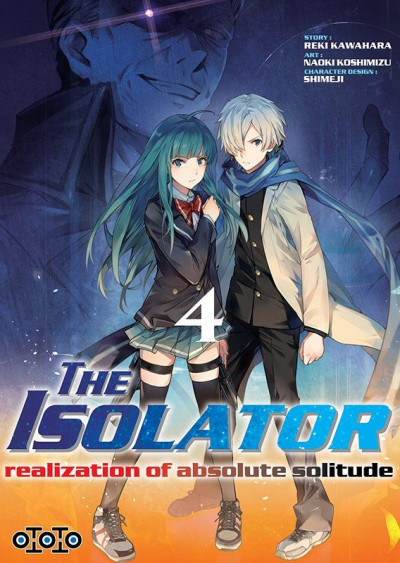 Couverture The isolator tome 4