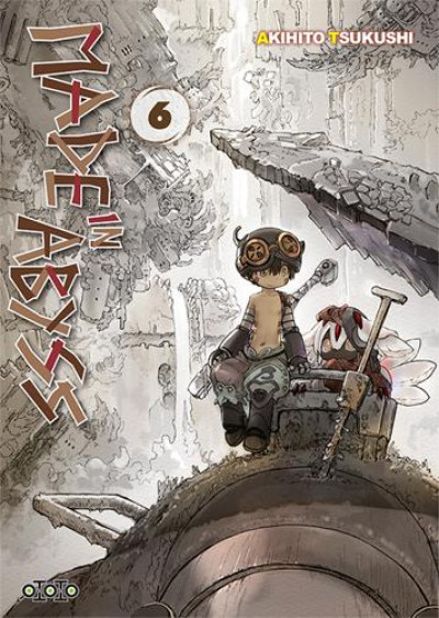 Couverture Made in abyss tome 6