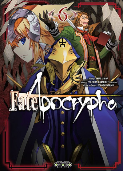 Couverture Fate/Apocrypha tome 6