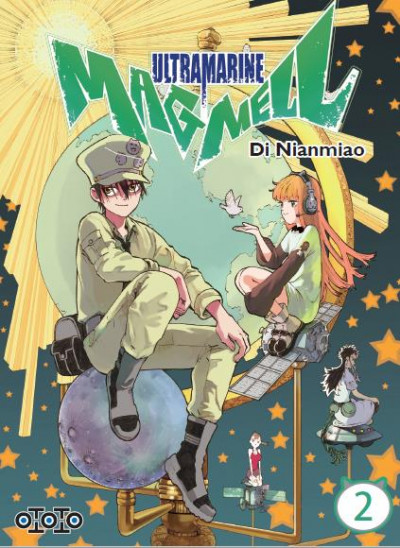 Couverture Ultramarine Magmell tome 2