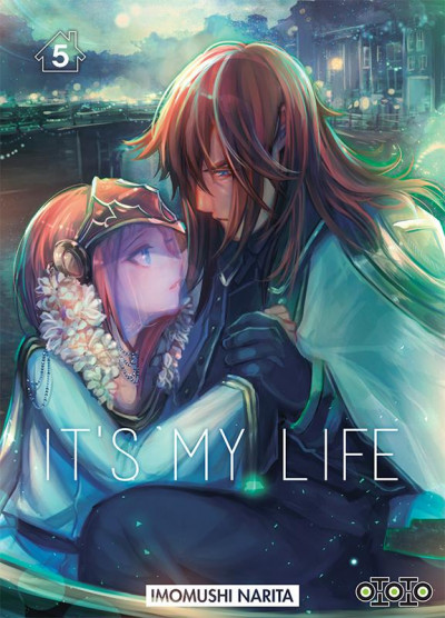 Couverture It's my life tome 5