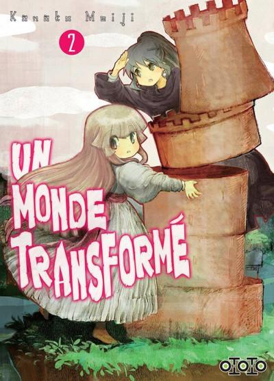 Couverture Un monde transformé tome 2