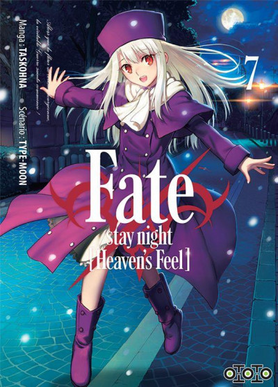 Couverture Fate/Stay night - Heaven's feel tome 7