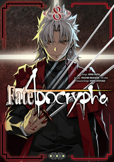 Couverture Fate/Apocrypha tome 8