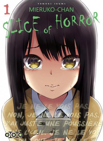 Couverture Mieruko-chan - Slice of horror tome 1