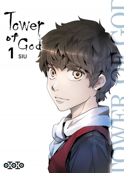 Couverture Tower of god tome 1