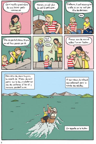 Page 4 Stig et Tilde tome 1