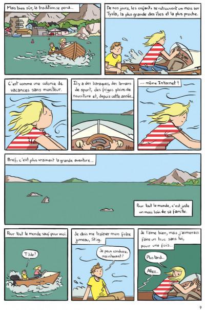 Page 5 Stig et Tilde tome 1