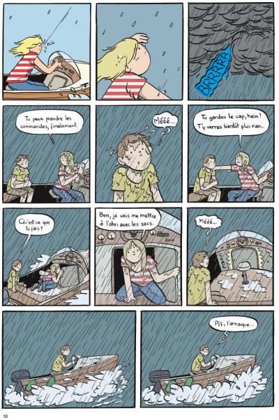 Page 6 Stig et Tilde tome 1
