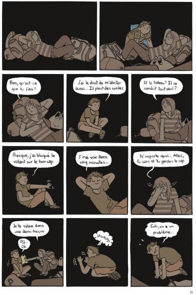 Page 7 Stig et Tilde tome 1