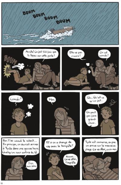 Page 8 Stig et Tilde tome 1