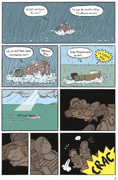 Page 9 Stig et Tilde tome 1