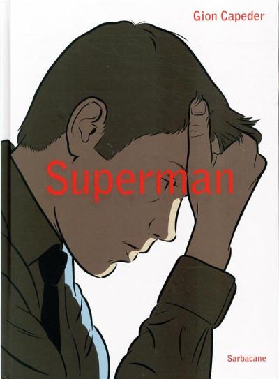 Couverture Superman
