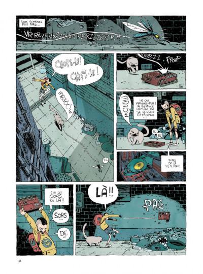 Page 4 Villevermine tome 1