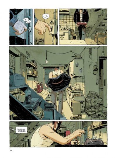Page 8 Villevermine tome 1