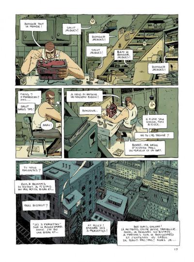 Page 9 Villevermine tome 1