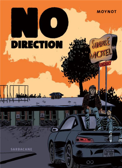 Couverture No direction