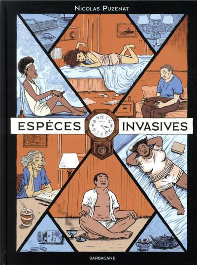 Couverture Espèces invasives