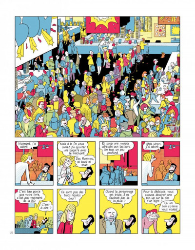 Page 3 Un auteur de BD en trop