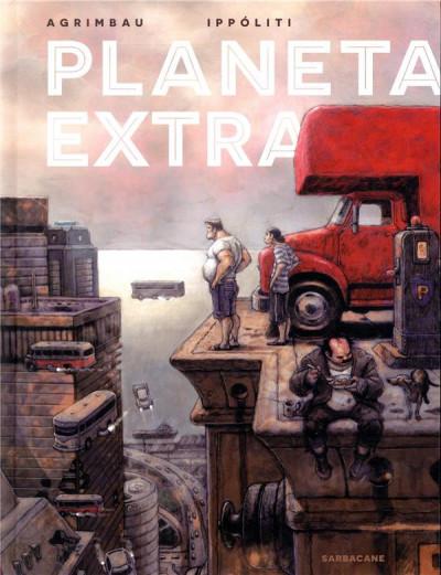 Couverture Planeta extra