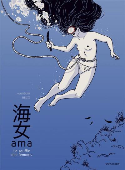 Couverture Ama - Le souffle des femmes