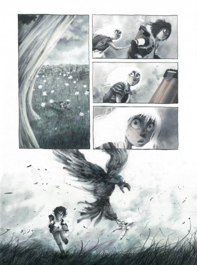 Page 3 Après le monde