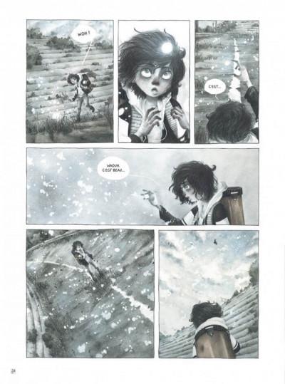 Page 7 Après le monde