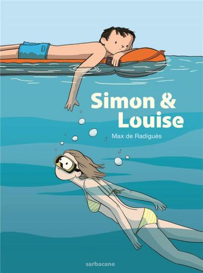 Couverture Simon & Louise