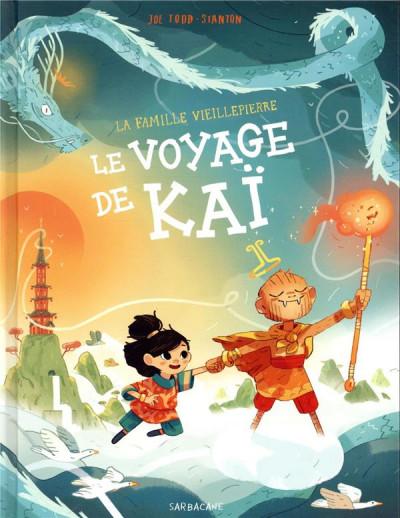 Couverture Le voyage de Kaï