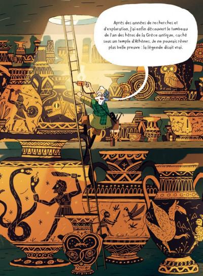 Page 1 Léo et la méduse