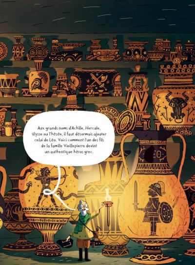 Page 2 Léo et la méduse
