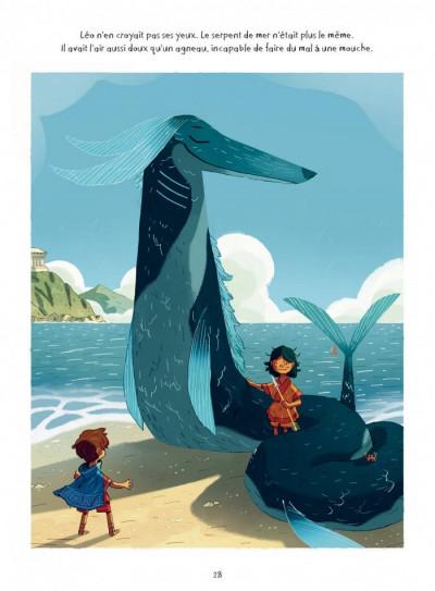 Page 7 Léo et la méduse
