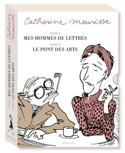 Couverture Catherine Meurisse - coffret