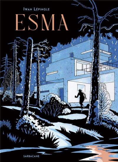 Couverture Esma
