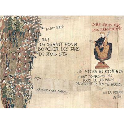 Page 2 La geste du roi Manu 1er de fronce