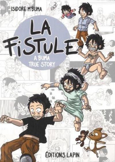 Couverture A buma true story - La fistule