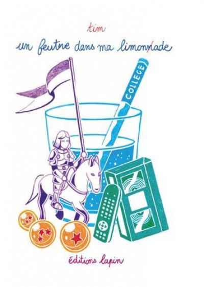 Couverture Un feutre dans ma limonade tome 2